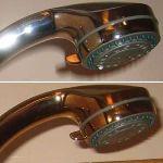 5 Setting Massage Handheld Shower Sets