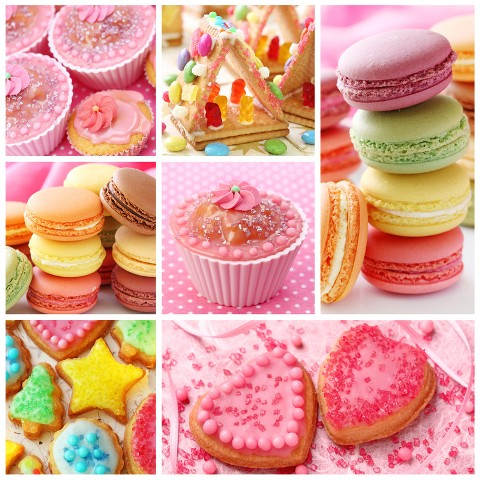 Bakery Scented Bath & Body Bakery Confections