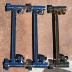 Shower Head Extension Arms & Pipes