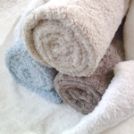 Luxury of Reya Microfiber Towels