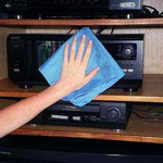 Ultrafine Microfiber Suede Cloths & Towels