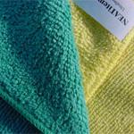 Micro Fiber Terry Cloths & Towels