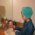 Micro Fiber Hair Turban