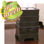 Worm Composting Bins