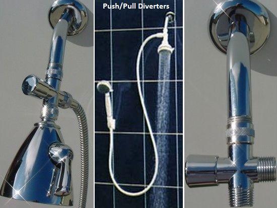 Beau Shower Diverter Valves