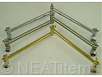 Shower Head Extension Arms Pipes Neatitems