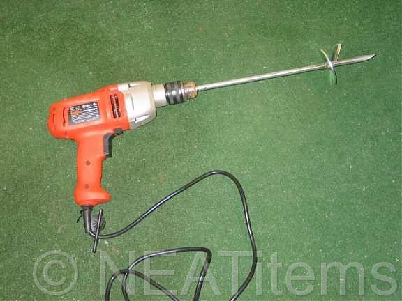 Neatitems   Pro Gardening Auger System - Garden Auger   Free shipping