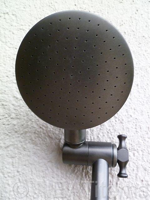 Aussie RainShower Shower Head With 9 Extension High Pressure Shower He