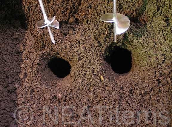 garden auger. Pro Gardening Auger System - Garden